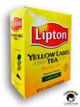 LIPTON YELLOW LABEL TEA 900GM