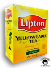 LIPTON YELLOW LABEL TEA 450G