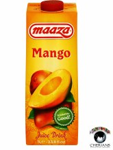 MAAZA MANGO JUICE DRINK 1L