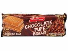 MALIBAN CHOCOLATE PUFF BISCUIT 200G