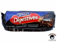 McVITIES DIGESTIVES- DARK CHOCOLATE BISCUIT 300G