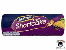 McVITIES FRUIT SHORTCAKE 200G