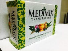 MEDIMIX TRANSPARENT 125G