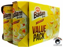 MTR BADAM VALUE PACK (6 CANS)180ML