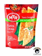 MTR RAVA DOSA-WHEAT CREAM PANCAKE 500G