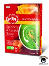 MTR SPINACH & CARROT SOUP 250G