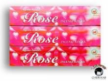MYSORE SANDALS ROSE INCENSE STICKS 12 PKT