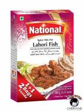 NATIONAL LAHORI FISH (2)100G