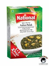 NATIONAL ALOO PALAK (2)45G