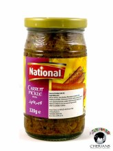 NATIONAL CARROT PICKLE IN OIL 320G