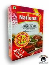 NATIONAL CHAPLI KABAB 2X100G