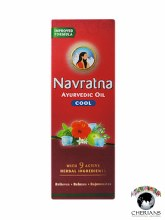 NAVRATNA AYURVEDIC OIL 300ML