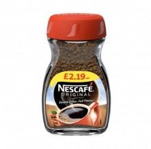NESCAFE COFFEE UK 50G