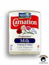 NESTLE CARNATION MILK 12OZ
