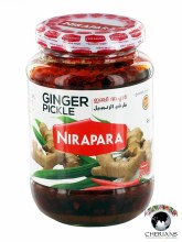 NIRAPARA GINGER PICKLE 300G