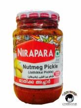 NIRAPARA NUTMEG PICKLE 400G