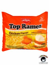 NISSIN TOP RAMEN CHICKEN FLAVOR 85G