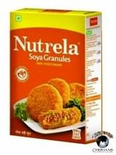 NUTRELA SOYA GRANULES 200G