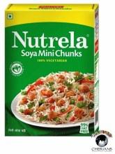 NUTRELA SOYA MINI CHUNKS 200GM