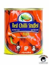 PACHRANGA FOODS- RED CHILLI STUFFED PICKLE 800G