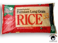 PAR EXCLELLENCE PARBOILED LONG GRAIN RICE 10LB