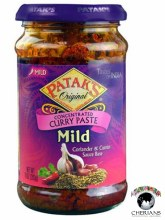 PATAKS CURRY PASTE- MILD 283G