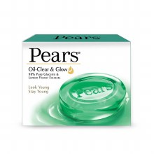 PEARS OIL-CLEAR SOAP 100GM