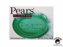 PEARS OIL CLEAR SOAP 100G