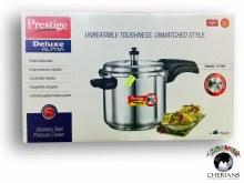 PRESTIGE DELUXE STAINLESS STEEL PRESSURE COOKER 5.5L