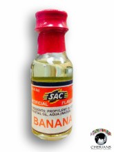 SAC BANANA FLAVOUR 25ML