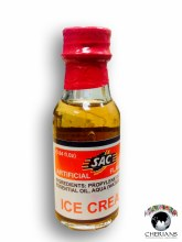 SAC ICE-CREAM FLAVOUR 25ML