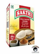 SAKTHI CHILLI CHUTNEY POWDER 7 OZ