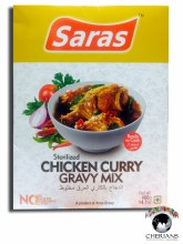 SARAS CHICK CURY GRY MIX 400GM