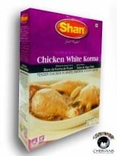 SHAN CHICKEN WHITE KORMA 40G