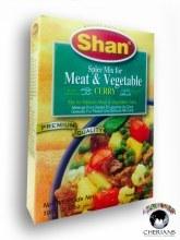 SHAN MEAT & VEGETABLES 100G