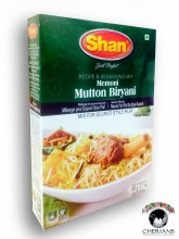 SHAN MUTTON BIRYANI 65G