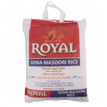 ROYAL SONA MASOORI RICE 20LB