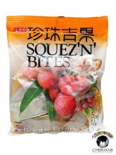 JELLY SQUEZ N BITES LYCHE 280G
