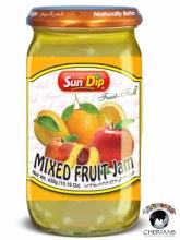 SUNDIP MIXED FRUIT JAM 430G