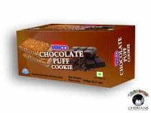 VINCO CHOCOLATE PUFF COOKIE 100G