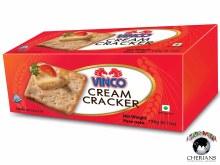 VINCO CREAM CRACKER 190G