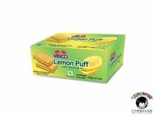 VINCO LEMON PUFF WITH LEMON CREAM 100G