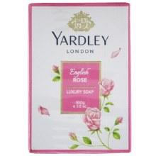YARDLEY ENG ROSE SOAP 100G