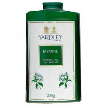 YARDLEY JASMINE PERFUMED TALC POWDER 250G