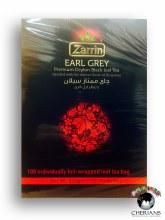 ZARRIN EARL GREY PREMIUM CEYLON BLACK LEAF TEA 200G