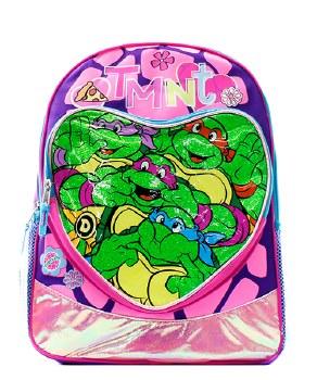 "Ninja Turtles 16"" Backpack"