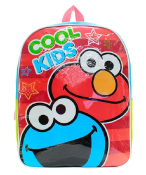"Elmo 15"" Backpack"