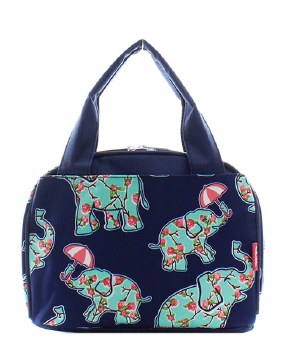 Elephant Lunch Bag