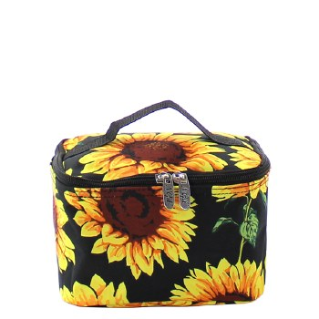 Sunflower Cosmetic Case