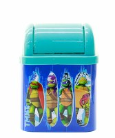Ninja Turtles Trash Bin
